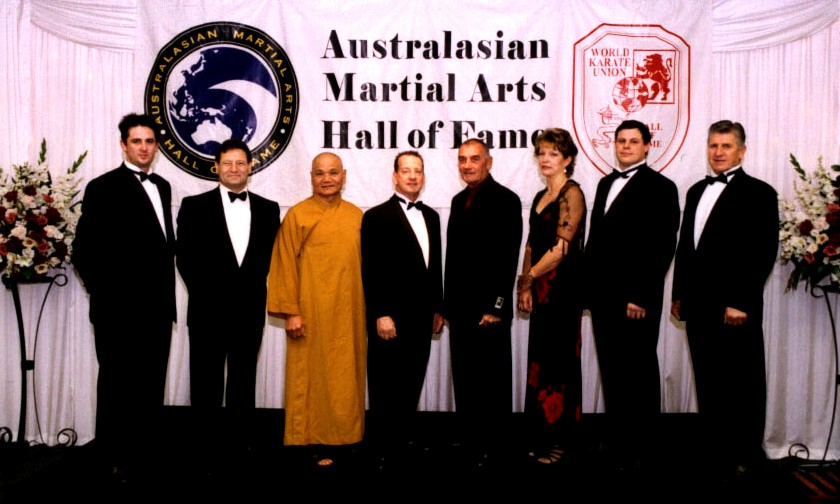 2004 Inductee Group